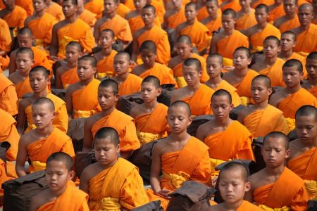 You Don't Need to Be A Monk to Enjoy Meditation