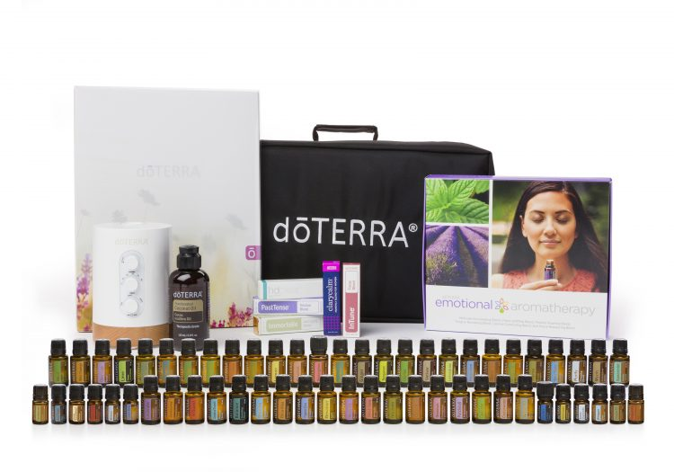 Every Oil Kit doTERRA