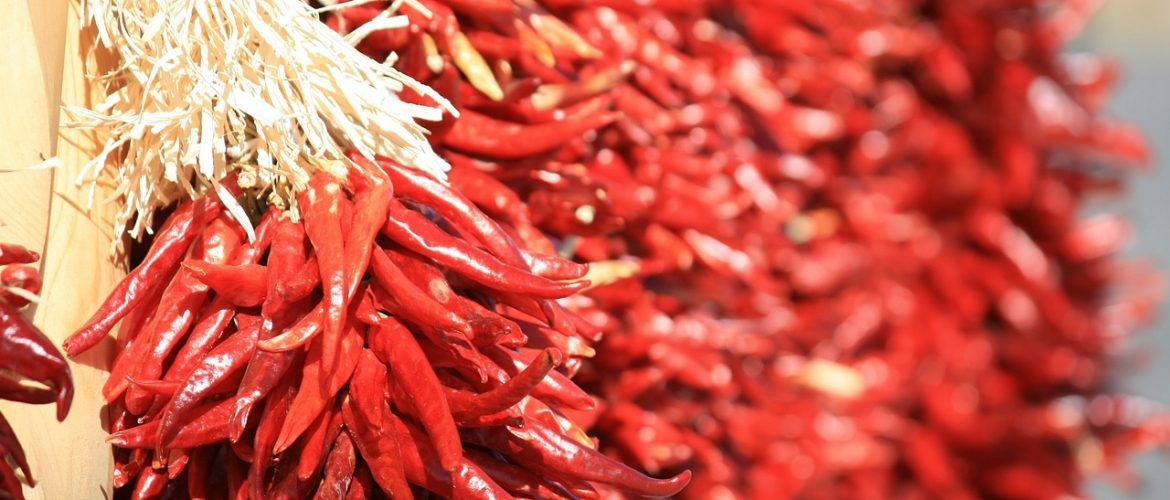 Chili Peppers and Capsaicin