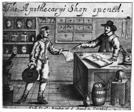 Ye Olde English ApothecaryOld English Apothecary