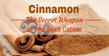 Cinnamon essential oil article